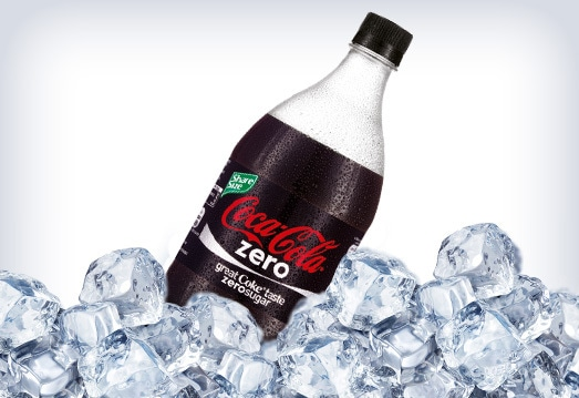 what is the difference between diet coke and coke zero