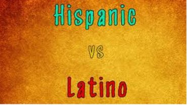hispanic vs latino