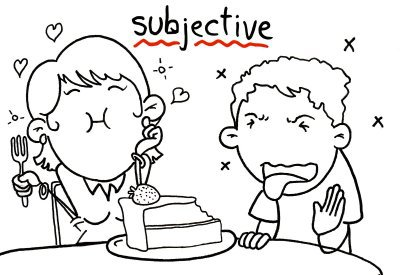 subjective definition
