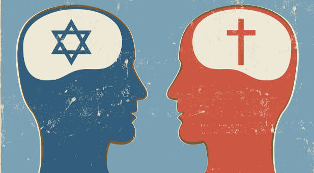 Christians vs jews difference