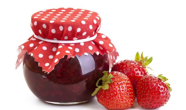 Jam and Preserves difference