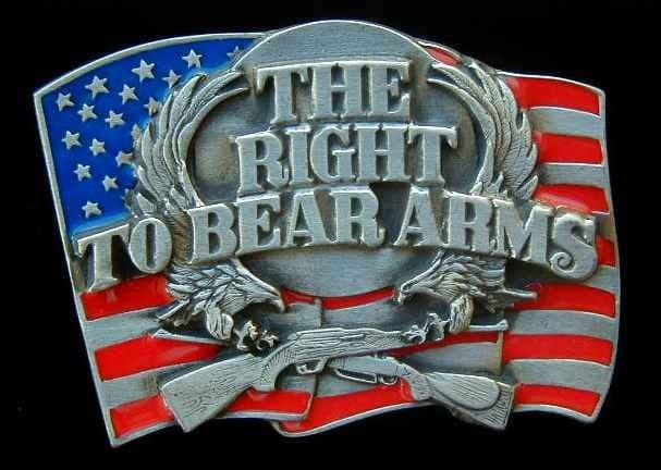 Right for Arms - difference between conservative and liberal