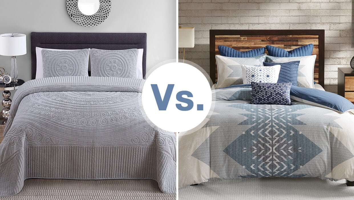 Duvet Vs Comforter What Are The Differences Differencecamp