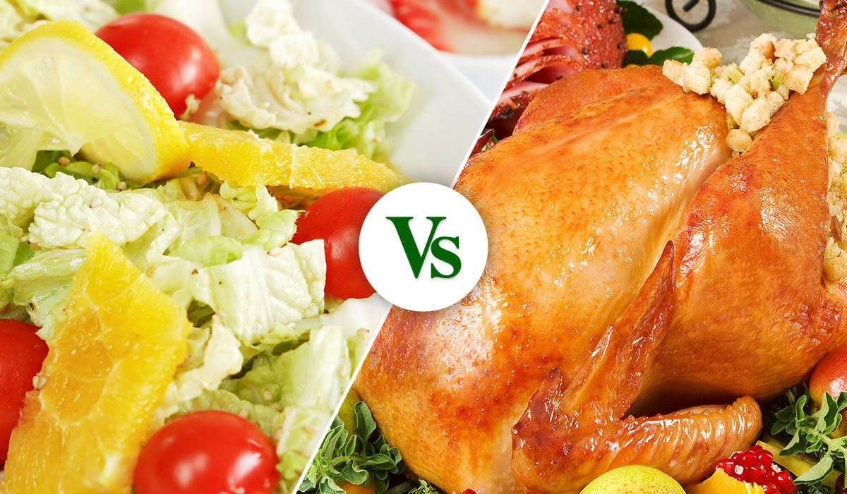 Vegetarian vs vegan what are the differences for V kitchen restaurant vegetarian food