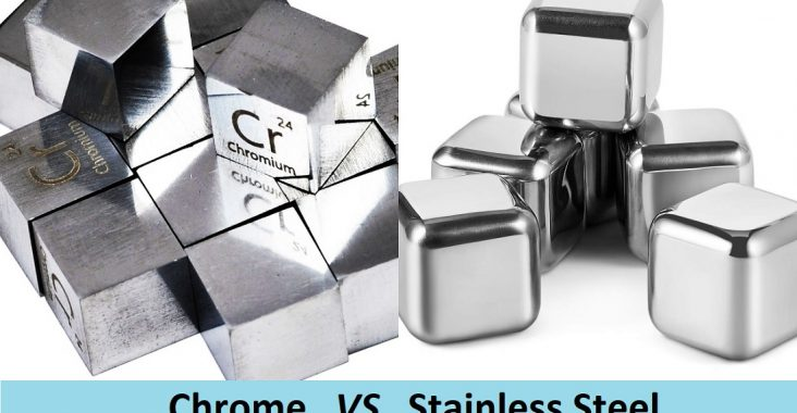 Difference Between Chrome and Stainless Steel
