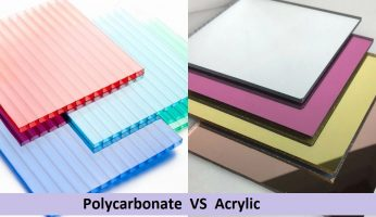 Difference between Acrylic and Polycarbonate