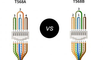 Difference Between T568A and T568B