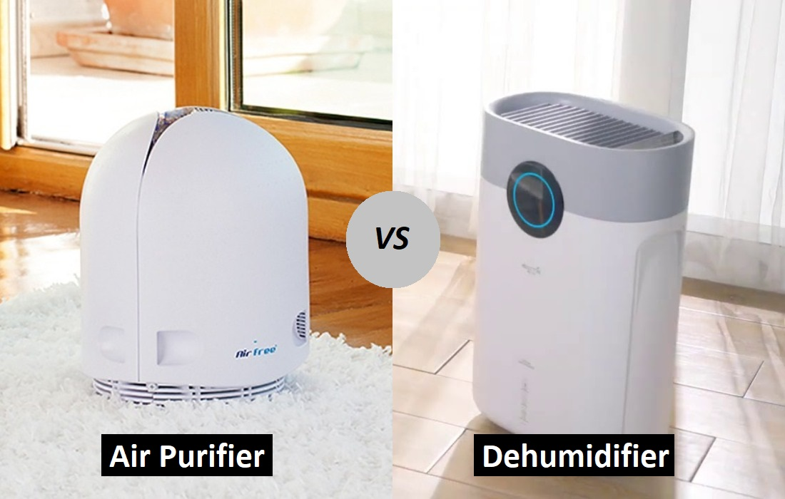 Which Is Better: Air Purifier or Dehumidifier