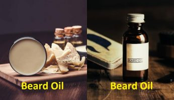 Difference Between Beard Balm and Beard Oil