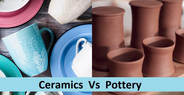 Difference Between Pottery and Ceramics
