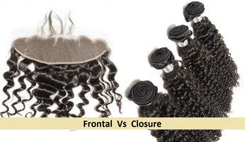 Difference between Frontal and Closure