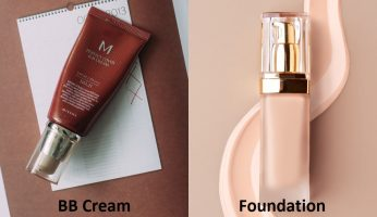 Difference Between BB Cream and Foundation