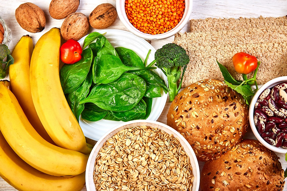 Benefits of soluble and insoluble fiber