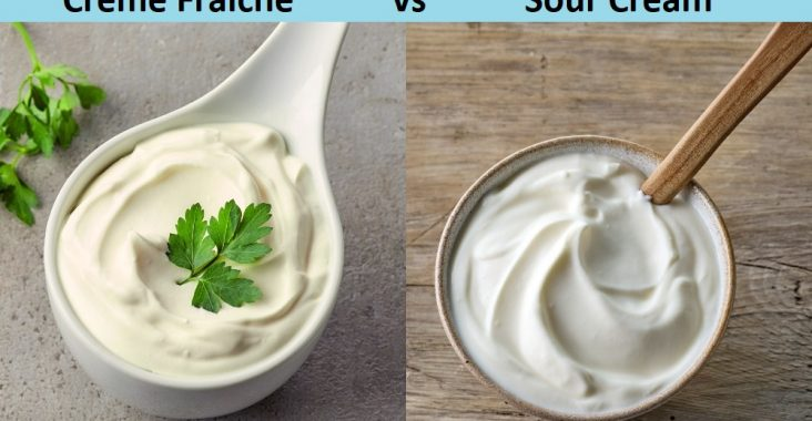 Difference Between Creme Fraiche and Sour Cream