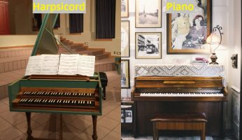 Difference Between Harpsichord and Piano