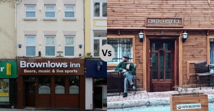 Difference Between Inn and Hotel