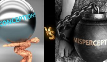 difference between misconception and misperception
