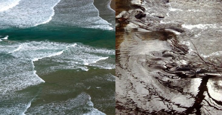 difference between rip tide and current