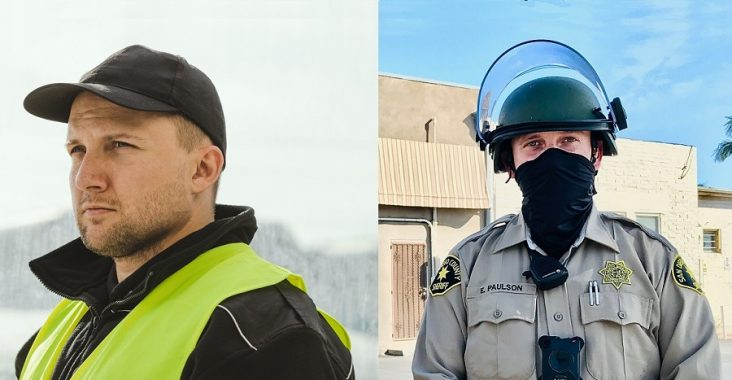 difference between sheriff and police