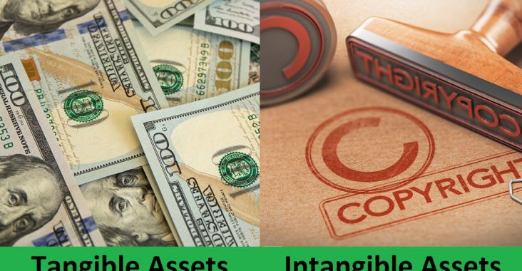 difference between tangible and intangible assets